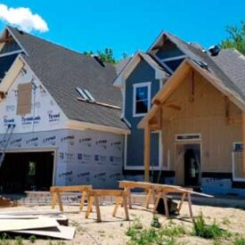 New Home Construction services
