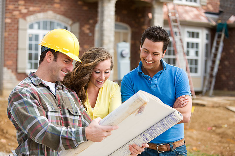 Learn the benefits of building a home