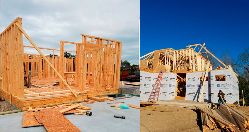 Get Sturdy & Custom House Framing in Indianapolis IN