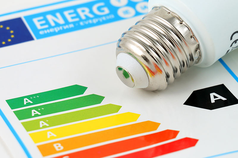 ENERGY EFFICIENCY WILL BE BY YOUR SIDE