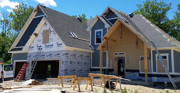 Building a New Home- Enrique Hernandez