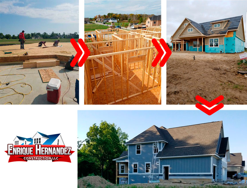 New Home Construction in Fishers IN