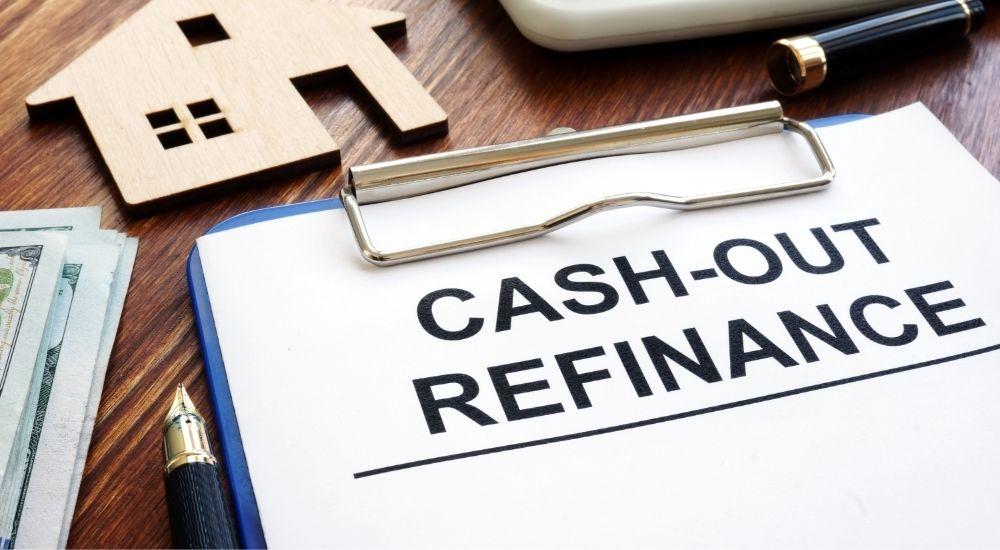 Cash Out Refinance Documents